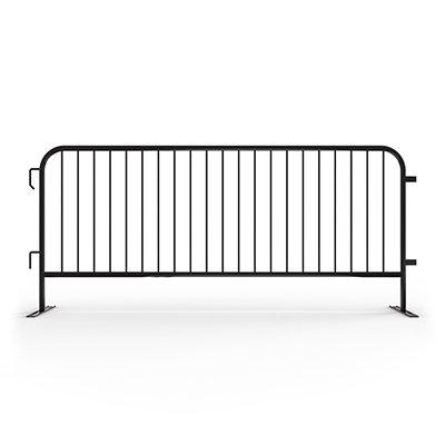 Coloured Steel Barricades - 8.5ft