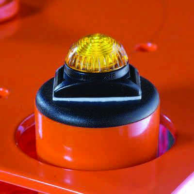 IRONguard Portable Safety Zone Magnetic Backed LED Lights
