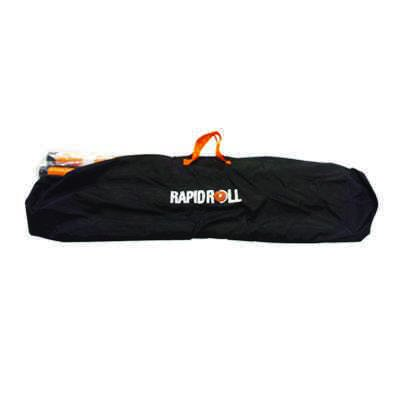 RapidRoll 3 Legged Portable Barrier - Post Carry Bag