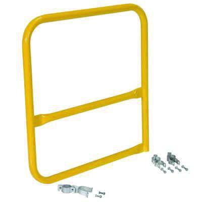 B-Shaped Safety Railing Gate