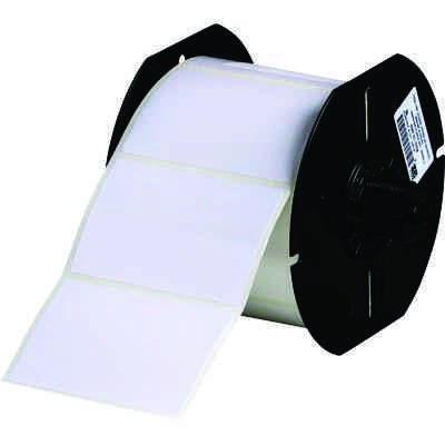 Brady B33-19-422 BBP33 Label - White