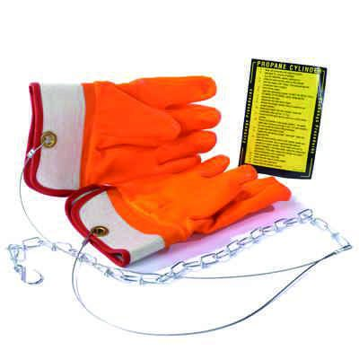 IRONguard On Hands Propane Cylinder Handling Gloves