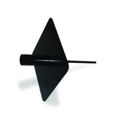 RapidRoll Portable Barrier - Ground Spike for Rapid Post