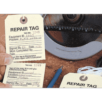 2-Part Production Status Tags