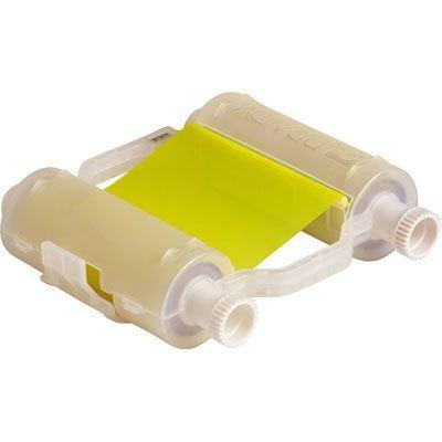 Brady B30-R10000-PRCYEL B30 Series Ribbon - Process Yellow