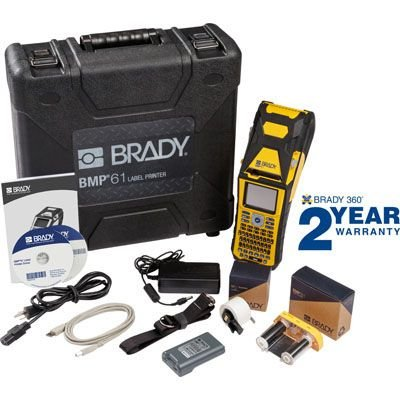 Brady BMP61 Label Printer with WiFi