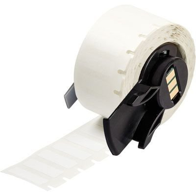 Brady PTL-16-423 BMP71 Label - White