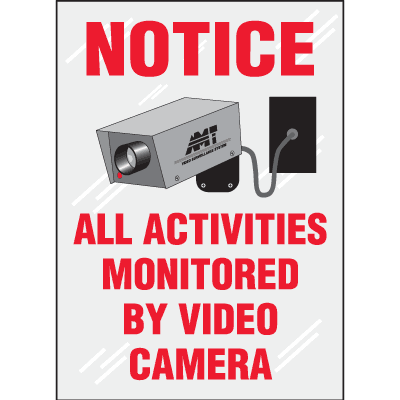 Clear Security Labels - Notice All Activities Monitored