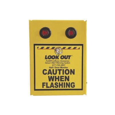 Collision Awareness Hall Traffic Alert Sensor