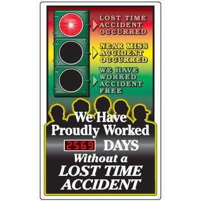 Custom Safety Signal Scoreboards