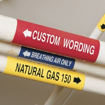 Custom Setmark® Pipe Markers