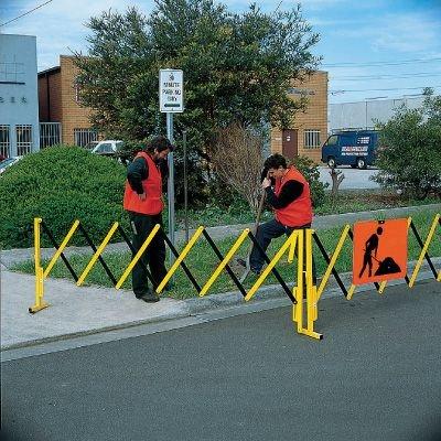 Expandable Barricade