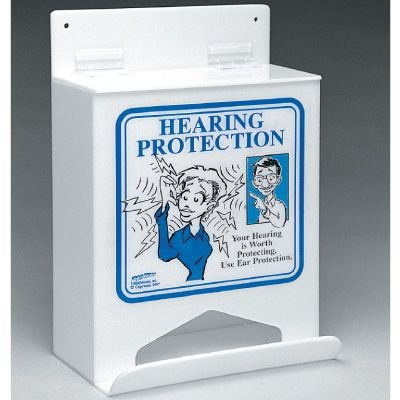 Brady® Graphic Earplug Dispenser