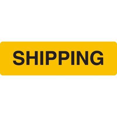 Shipping Jumbo Loading Dock Signs