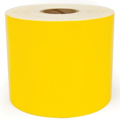 LabelTac® LT201HT High Temperature Printer Labels - Yellow