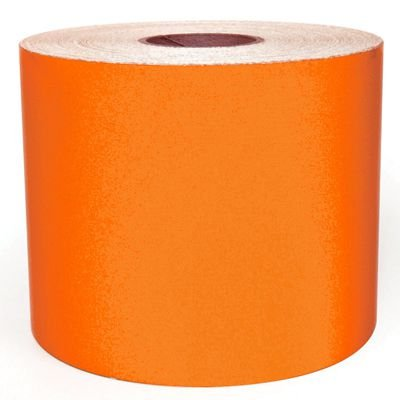 LabelTac® LT0506RF Reflective Printer Labels - Orange