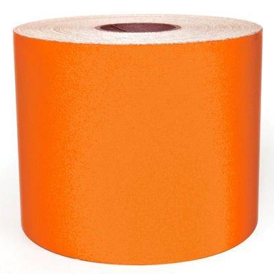 LabelTac® LT106RF Reflective Printer Labels - Orange