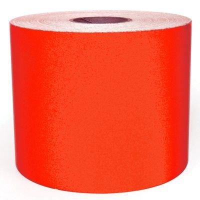 LabelTac® LT204RF Reflective Printer Labels - Red