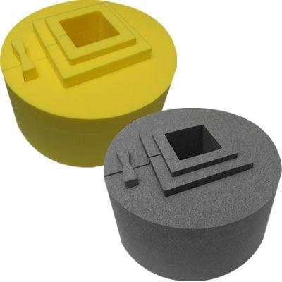 Modular BEE Column Protector