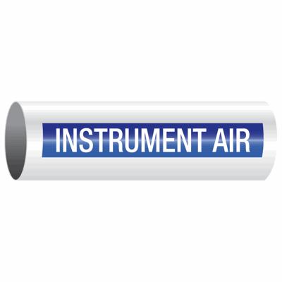 Opti-Code™ Self-Adhesive Pipe Markers - Instrument Air