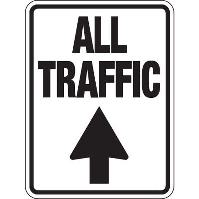 Pavement Message Signs - All Traffic