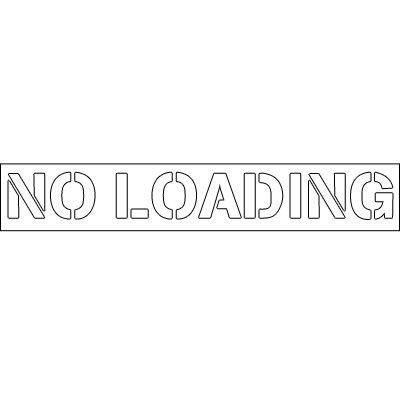 Plastic Word Stencils - No Loading