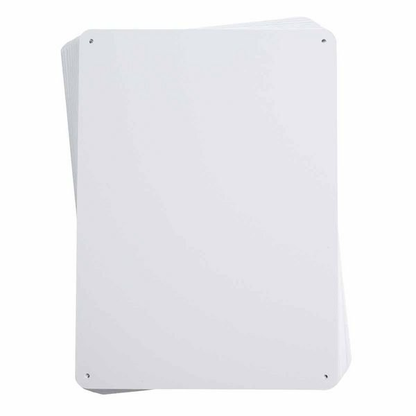 Brady® PowerMark Aluminum Sign Blanks