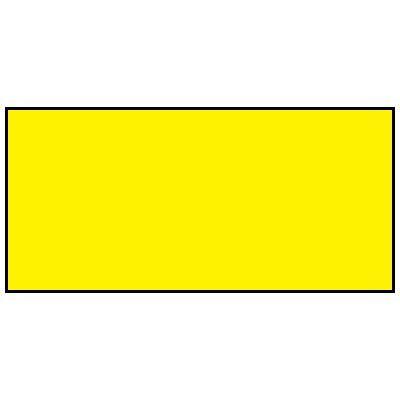 Brady 13552 BBP85/PowerMark Label - Yellow