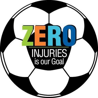 Safety Hard Hat Labels - Zero Injuries