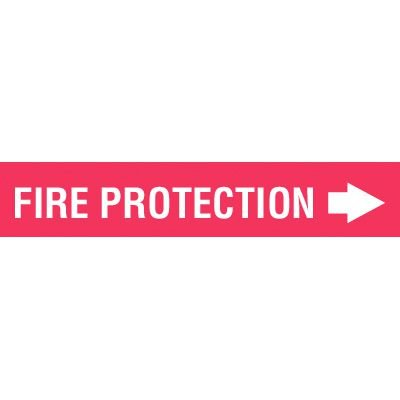 Setmark® Fire Protection Markers - Fire Protection