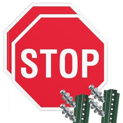 Stop Sign Kit