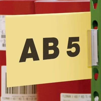 Warehouse Aisle Sign Kit