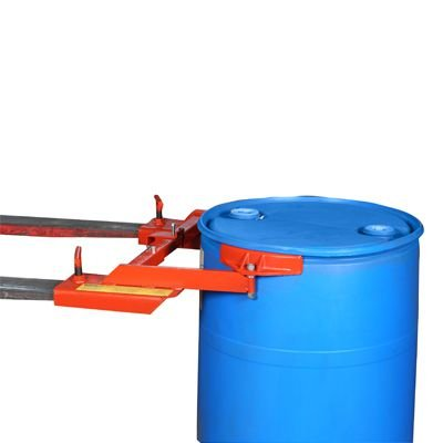 Wesco® Polyjaws Drum Grab Forklift Attachment