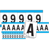 Indoor/Outdoor Letters And Numbers