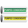 Opti-Code™ Self-Adhesive Pipe Markers - Pumped Condensate