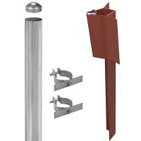 Tapco V-Lock Soil Post Anchors