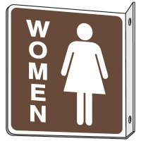 2-Way Sign - Women (W/Graphic)