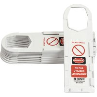 Foreign Language Scafftag Holders