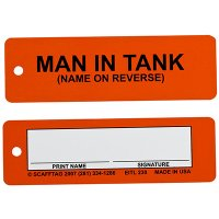 Man in Tank Multitag Insert