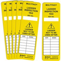 Ladder Tag Inserts