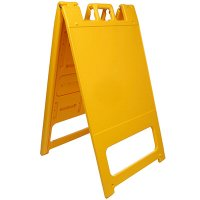 A-Frame Sign Stands - With Sand Bag Slot