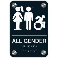 Boy's Bathroom Sign - Dynamic Accessibility