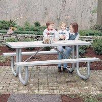 Aluminum Picnic Tables