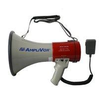 AmpliVox® Mity-Meg Plus Rechargeable 25W Megaphone