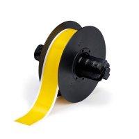 Brady B30C-1125-569-YL B30 Series Label - Yellow