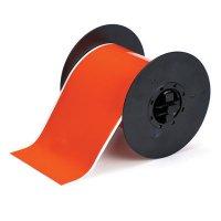 Brady B30C-4000-584-OR B30 Series Label - Orange