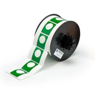 Brady B30EP-167U-593-GN B30 Series Label - Green