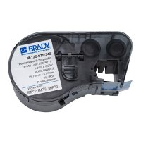Brady M-125-075-342 BMP51/53 Label Cartridge - Black on White