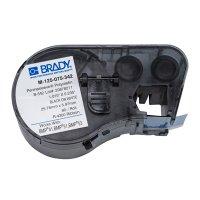 Brady M-125-075-342 BMP51/53 Label Cartridge - Black on White