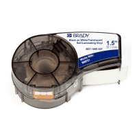 Brady BMP21 Plus Self-Laminating Vinyl Label Cartridges